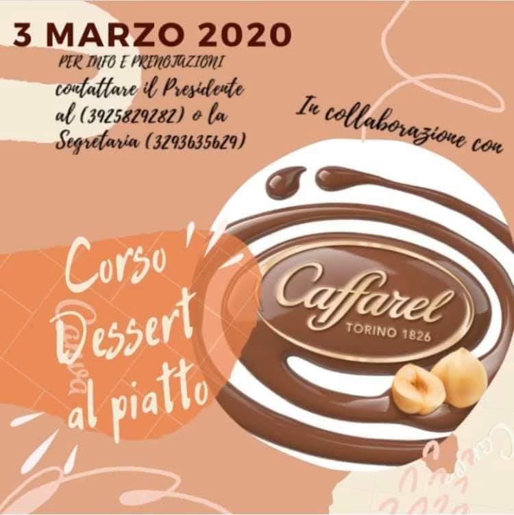 Corso cioccolato Caffarel